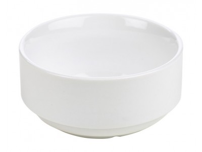 Royal Genware Unhandled Soup Bowl 25cl