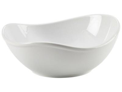 Royal Genware Organic Triangular Bowl...
