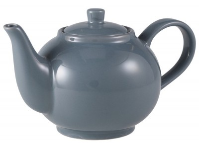 Royal Genware Teapot 45cl Grey