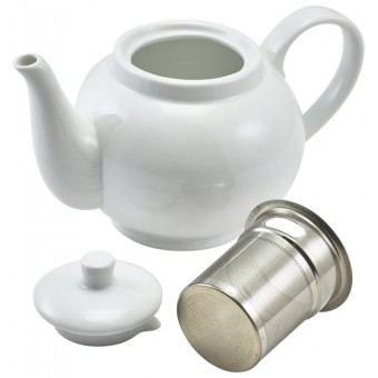 Royal Genware Teapot with...