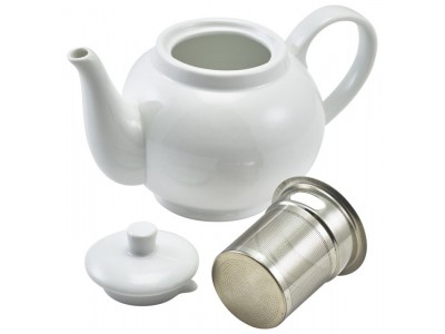 Royal Genware Teapot with Infuser 45cl