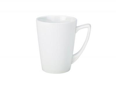 Royal Genware Angled Handled Mug 35cl
