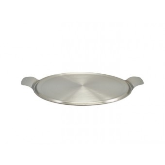 """S/St.12""""Cake Plate (Plate..."""
