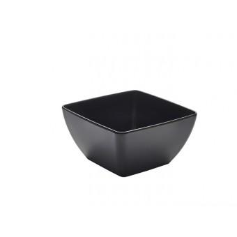 Black Melamine Curved...