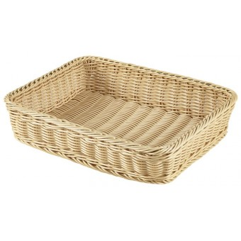 Polywicker Display Basket...