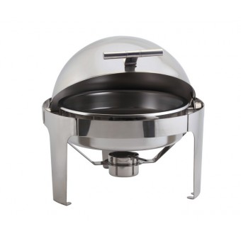 Round Deluxe Roll Top...