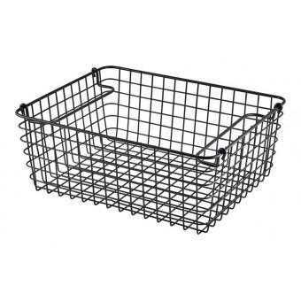 Black Wire Display Basket...