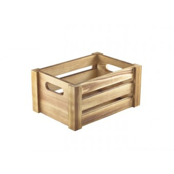 Wooden Crate Rustic Finish...