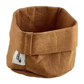 Brown Washable Paper Bag 7...
