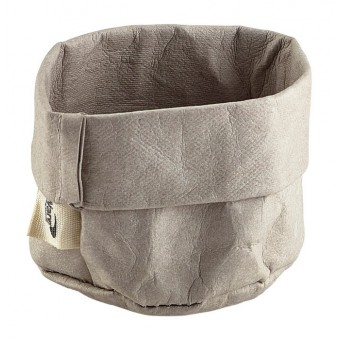 Grey Washable Paper Bag 7...