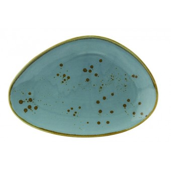 Earth Thistle Oblong Plate...