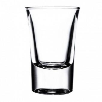 Hot Shot Glass 3.4cl 1.2oz