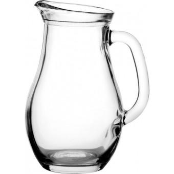 Bistro Jug Glass 1Ltr