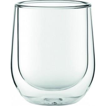 Double Walled Latteglass...