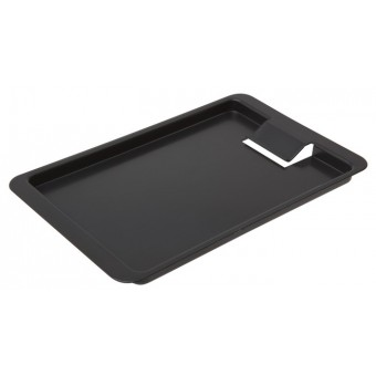 Black Plastic Tip Tray with...