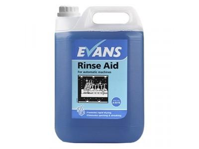 Evans Rinse Aid 5 Litre
