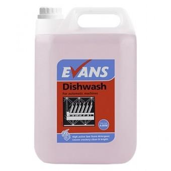 Evans Dishwasher Detergent...