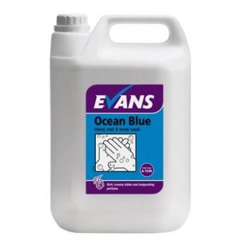 Evans Ocean Blue Soap 5 Litre