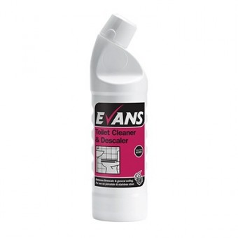 Evans Toilet Cleaner &...