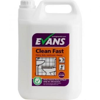 Evans Clean Fast 5 Litre