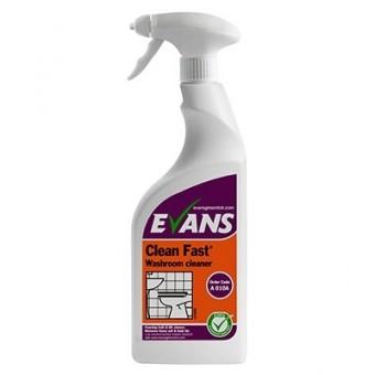 Evans Clean Fast 750ml