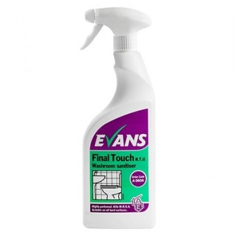 Evans Final Touch 750ml