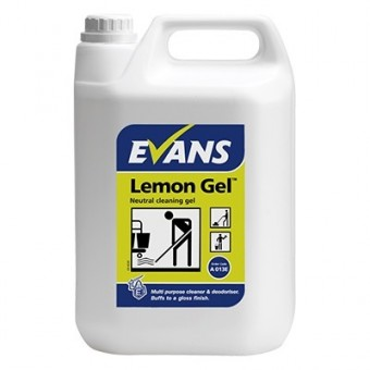Evans Lemon Gel 5 Litre
