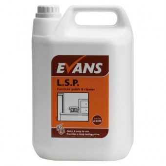 Evans LSP Polish & Cleaner...