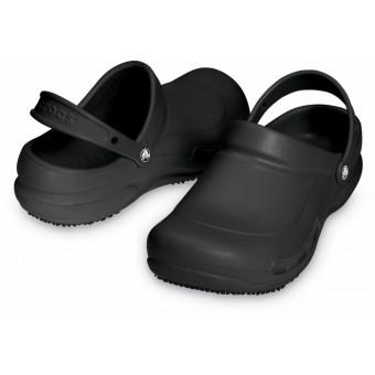Bistro Crocs Black