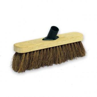 """Wooden Sweeping Broom 11"""""""
