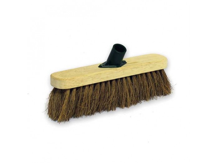 Wooden Sweeping Broom 11