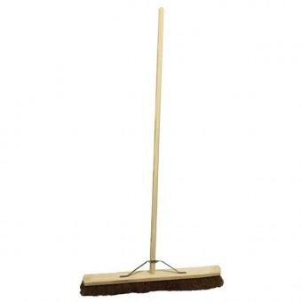 """Wooden Sweeping Broom 24"""""""