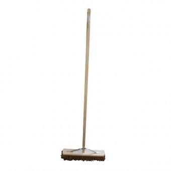 """Wooden Sweeping Broom 18"""""""