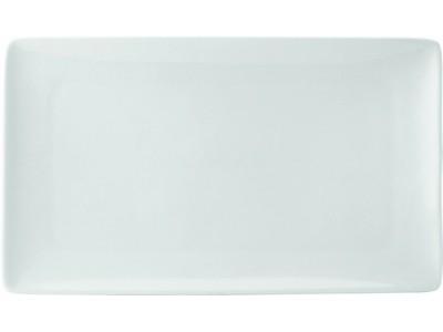 Pure White Rectangular Plate 13.75 x...
