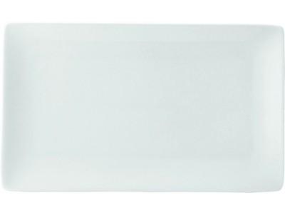Pure White Rectangular Plate 11 x...