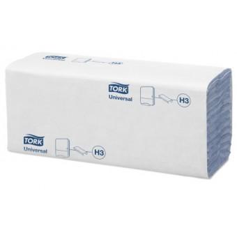 Tork C-Fold Towels - Blue