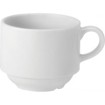 Pure White Stacking Cup 7oz...