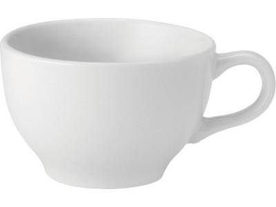 Pure White Cappuccino Cup 7.5oz (21cl)