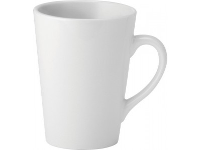Pure White Latte Mug 8.5oz (25cl)