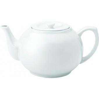 Pure White Teapot 42oz (120cl)