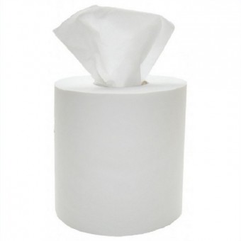 White Centrefeed 2Ply 150...