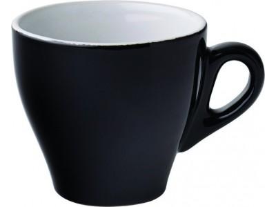 Titan Black Cappuccino Cup 6.5oz (18cl)