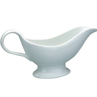 Footed Sauce Boat 150ml