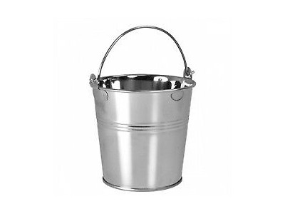 Stainless Steel Presentation Bucket