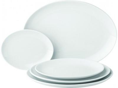 """Titan Oval Plate 14"""" (36cm)"""