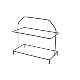 Two-Tier Display Stand GN 1/3