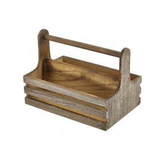 Medium Rustic Wooden Table...