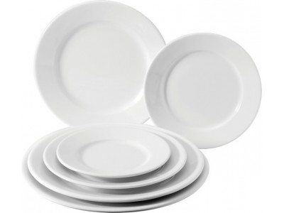 "Titan Winged Plate  7.5"" (19cm)"