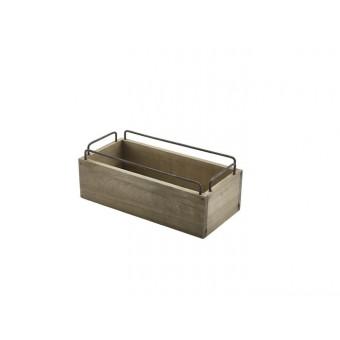 Industrial Wooden Crate 25...