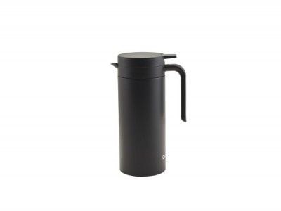Slim Vacuum Jug 1L Matt Black